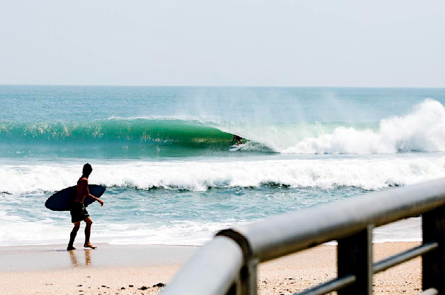 Surfista na Flórida