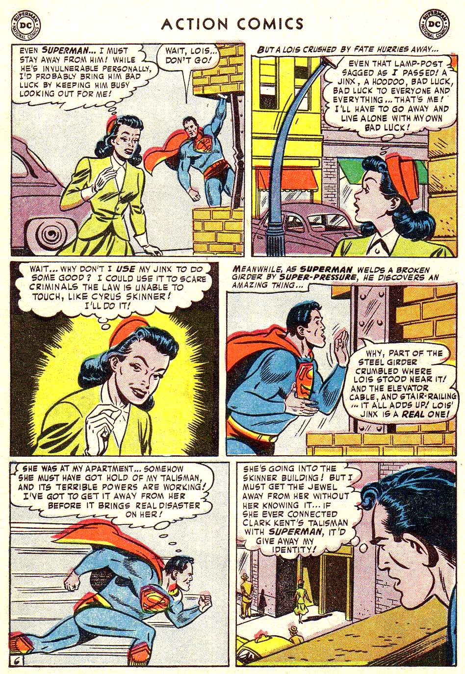 Read online Action Comics (1938) comic -  Issue #172 - 8