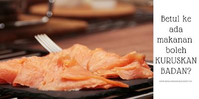 10 Tips Mengurangkan Berat Badan Tanpa Produk. Sungguh Berkesan!
