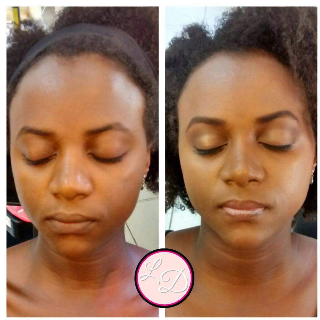 curso maquiador profissional senac pele negra