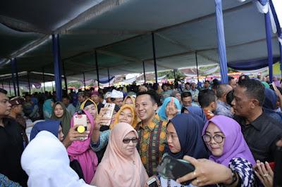 Gubernur Ridho: Tahun Depan Lampung Tengah Sekolah Gratis