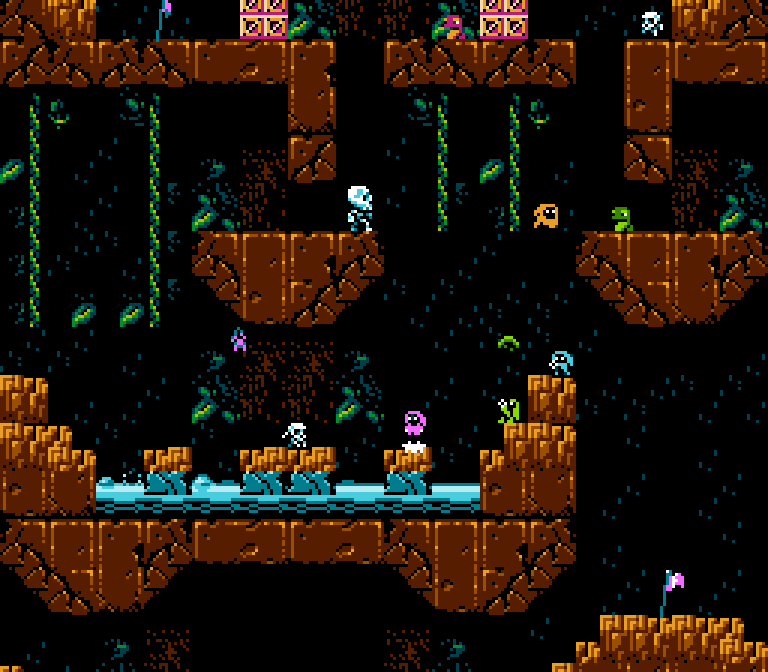 Indie Retro News Micro Mages A Gorgeous Nes Game For The
