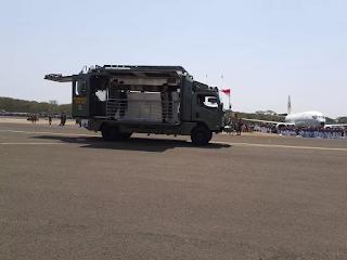 Prototype Dapur Mobile TNI AD