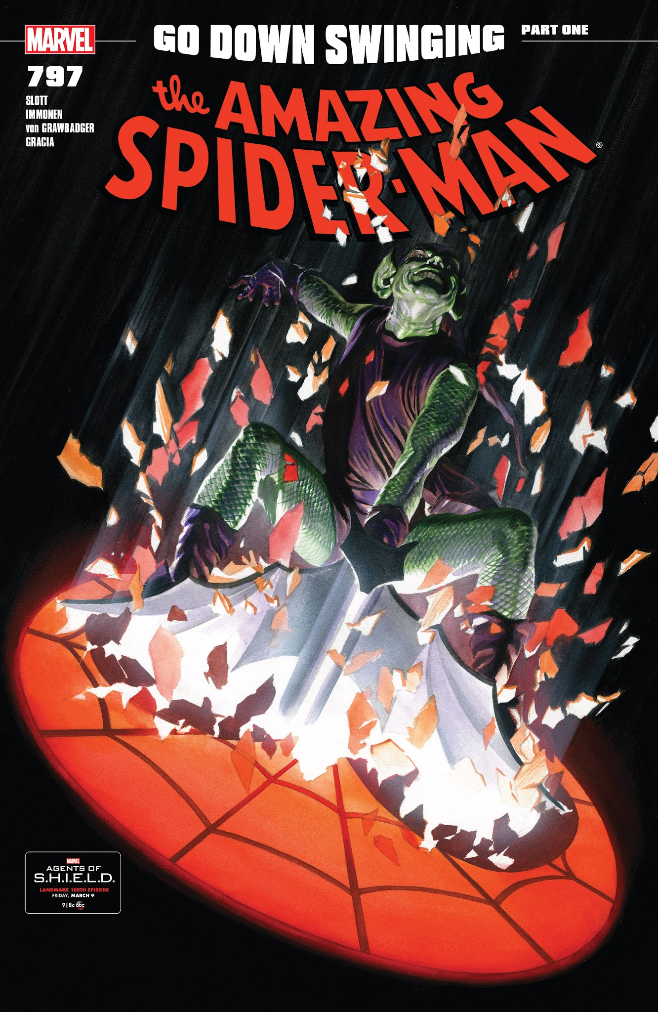 The Amazing Spider-Man (2015) 797 Page 1