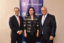 Destaca compromiso AFP Popular con futuro de los adultos mayores del país