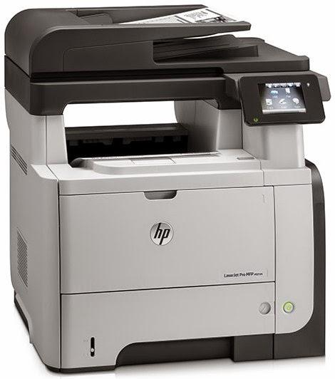 HP LaserJet Pro MFP M521dn Printers Drivers Download