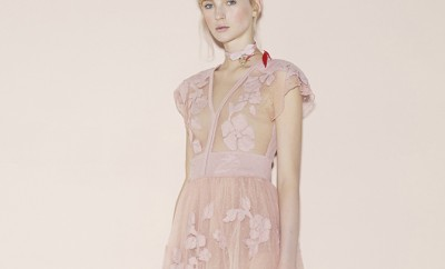 Red Valentino Spring 2016 Fashion Week