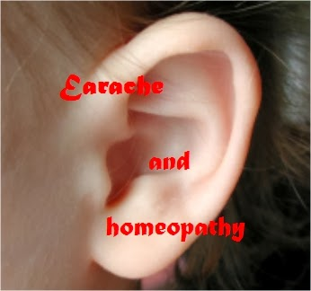 Earache and homeopathy