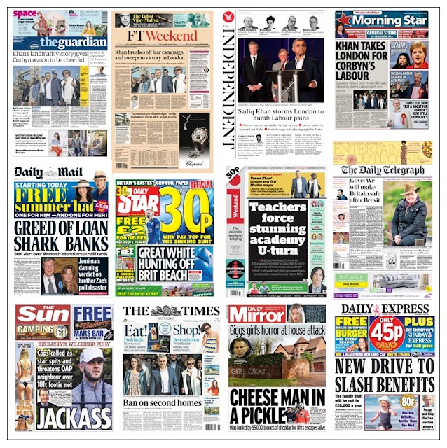 front pages 07-05-16