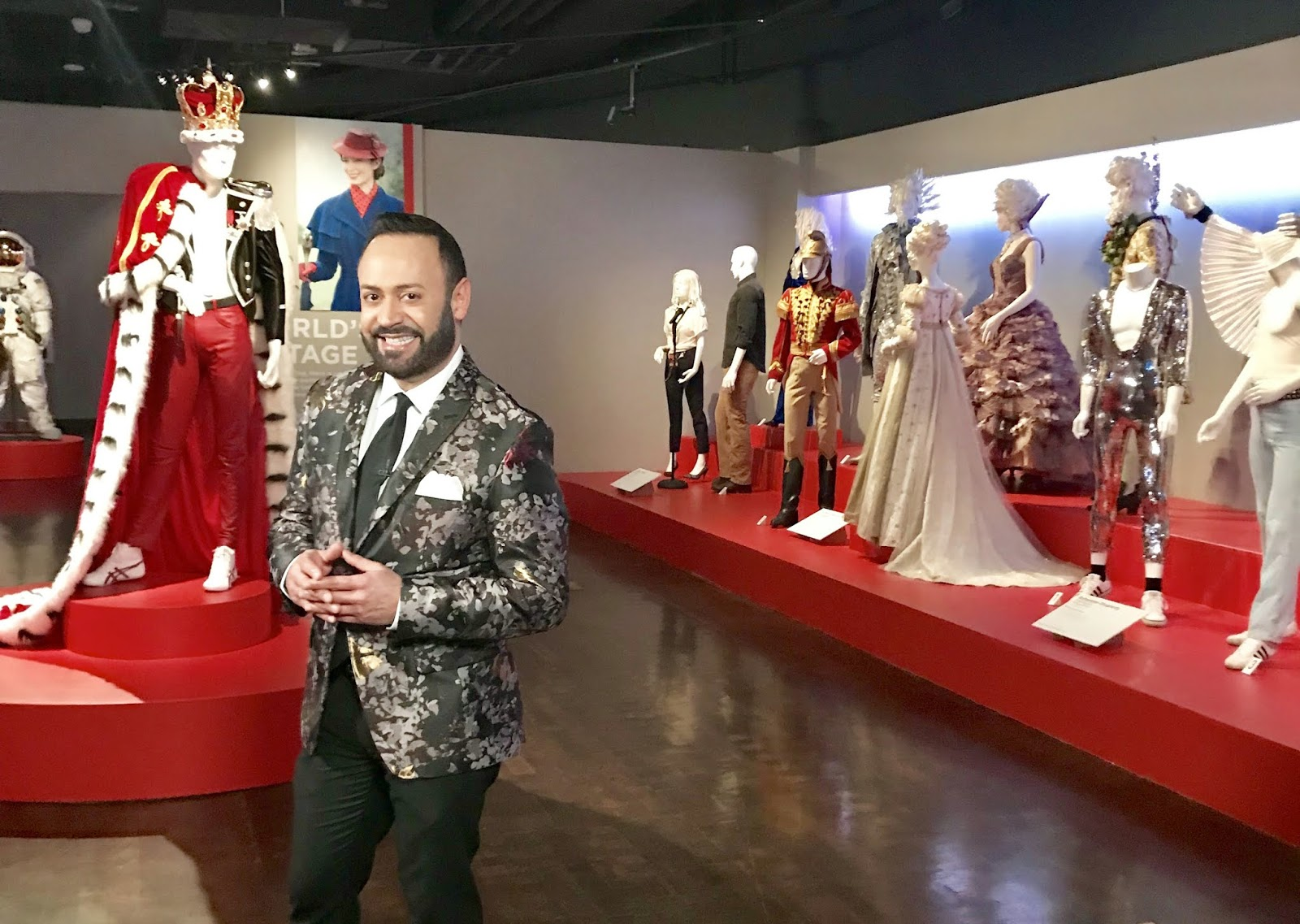 Nick Verreos Fidm Museum Opening Night Fidm Museum 27th Art Of Motion Picture Costume Design Exhibition Recap