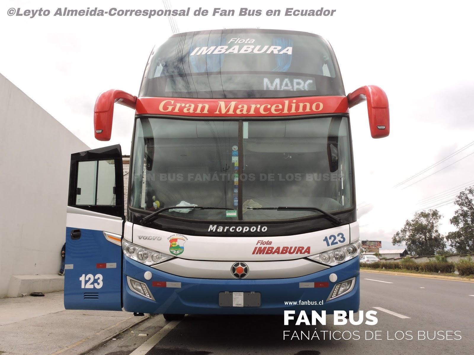 Ecuador sigue incorporando buses de dos pisos 8x2 - Fan Bus