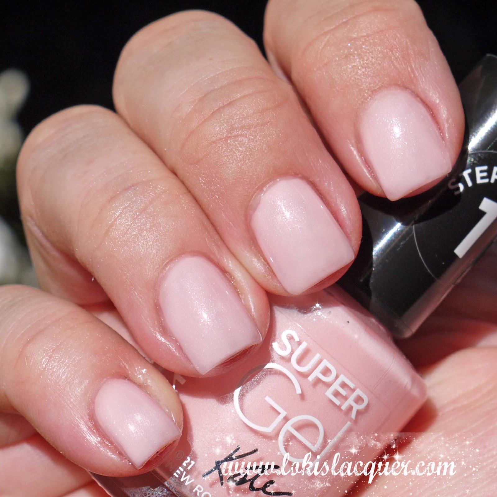 Rimmel gel nail polish set nail ftempo for 4 sisters nail salon hours
