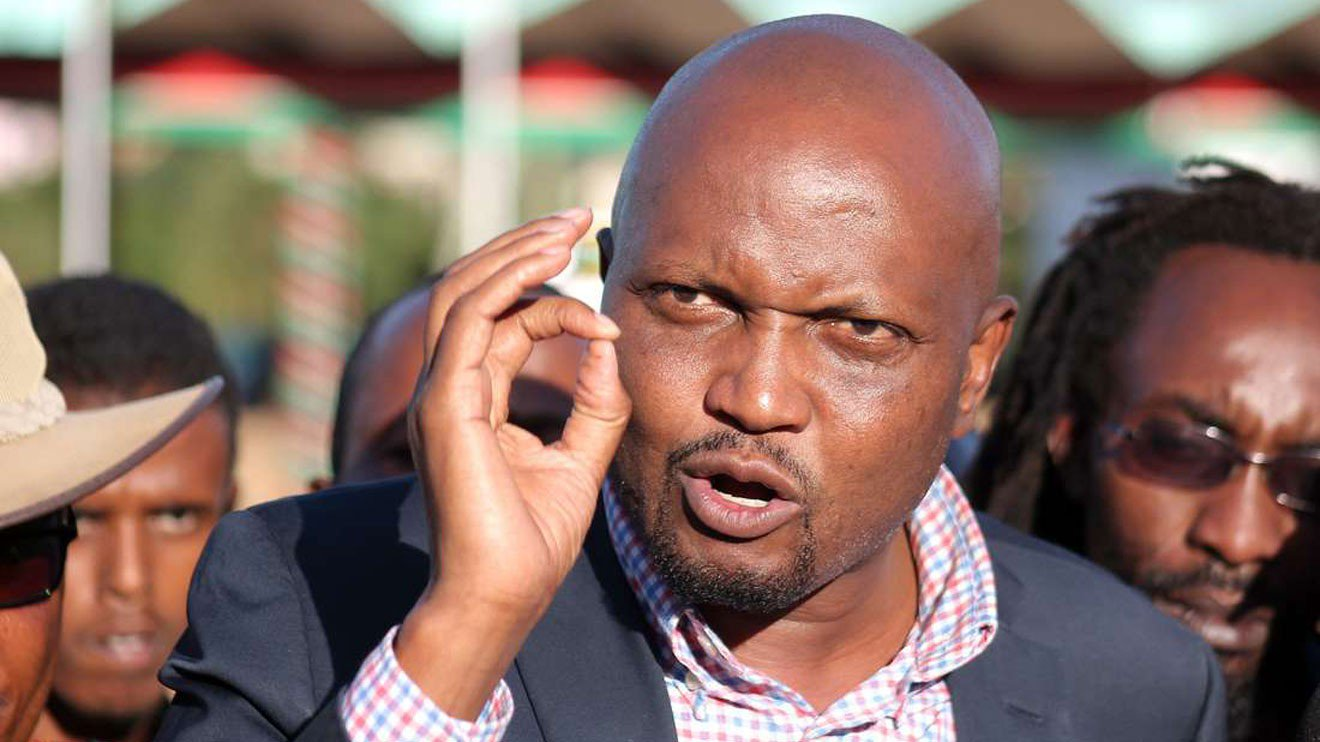 Moses Kuria Resigns As MP
