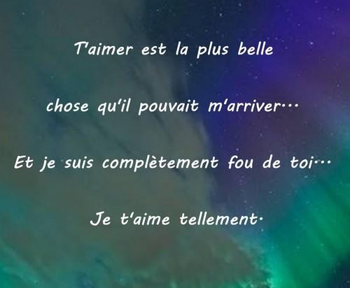 Préférence Textes et mots d'amour 2017 ~ Poème et Textes d'amour MX23