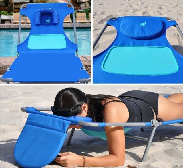 The Perfect Beach Chair