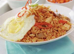 Cara Membuat Nasi Goreng Bakso Khas Bali Enak