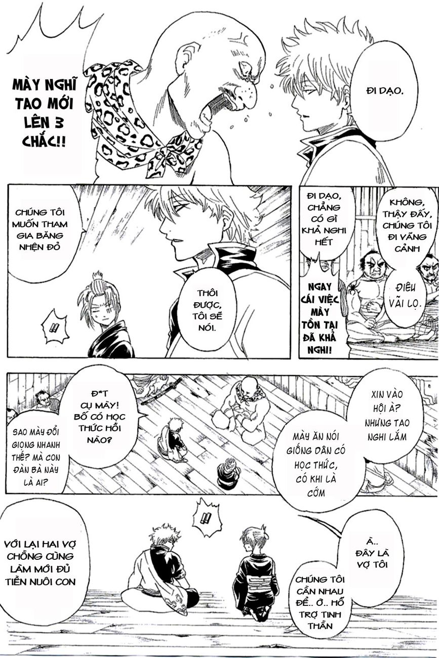 Gintama Chap 254 page 16 - Truyentranhaz.net