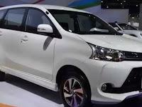 Harga Mobil Toyota Avanza 2018