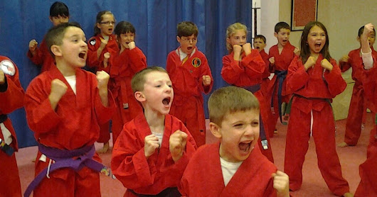 Martial Arts for Children: Cultivating Discipline and Structure