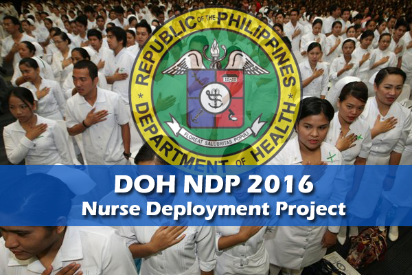 NDP 2016: Region 10 Candidates for Interview, Schedule