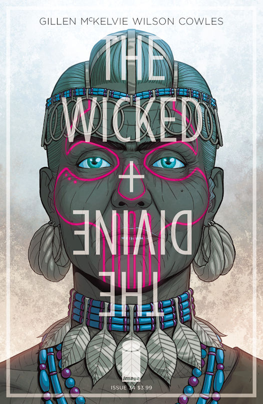 The Qwillery The Wicked The Divine New Story Arc
