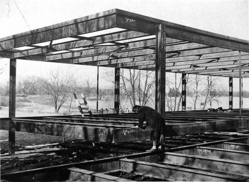 Especiesdeespaciosenconstrucci 211 N Casa Fansworth 1951