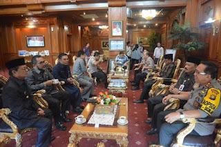 PUPR Provinsi Jambi Bantu Pembangunan Rumdis Pimpinan dan Perwira Polda Jambi