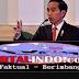 Presiden RI Joko Widodo Teken Perpres Tata Pakaian Acara Kenegaraan