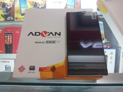 [FLASHING] Cara Flash Advan S50E