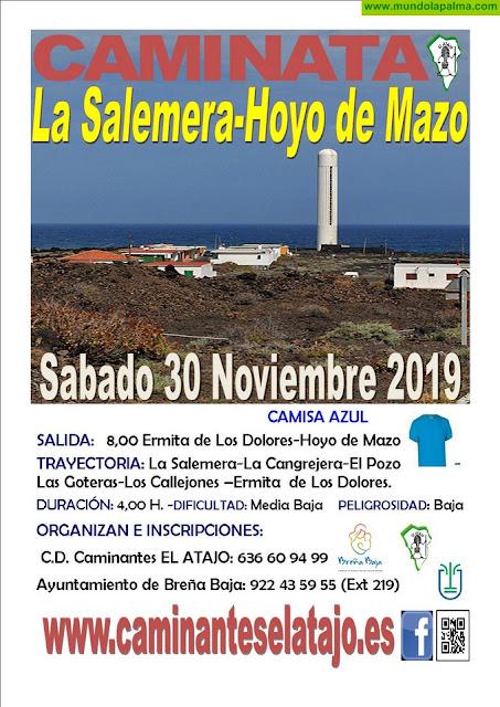 EL ATAJO:  De La Salemera al Hoyo