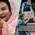 'Harap polis tak bocorkan butiran siasatan' - Rosmah