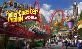 تحميل لعبة RollerCoaster Tycoon World كاملة برابط واحد