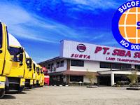 PORTAL LOKER SEMARANG - LOWONGAN PT. SIBA SURYA MEI 2017
