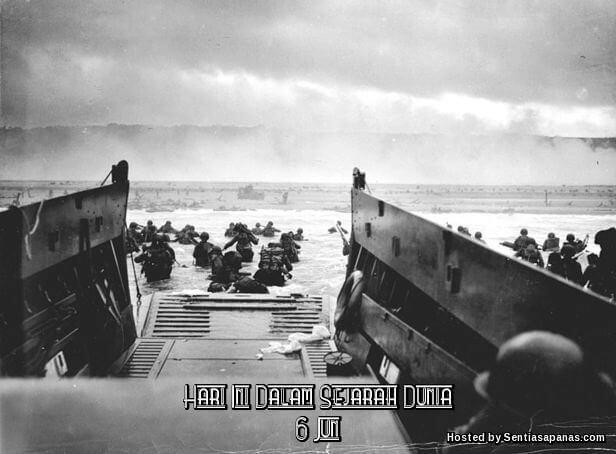 Pertempuran Normandy