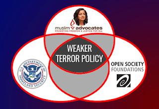 Soros Money, Muslim Advocates Leader, Helped Weaken Homeland Security Policies