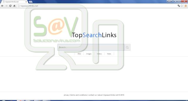 TopSearchLinks.net (Hijacker)