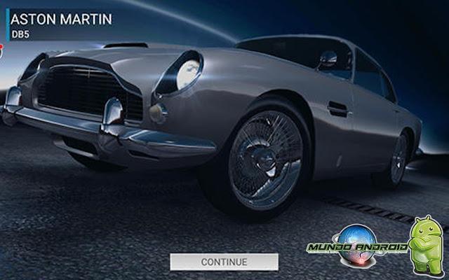 Jugabilidad de Need For Speed: Edge Mobile