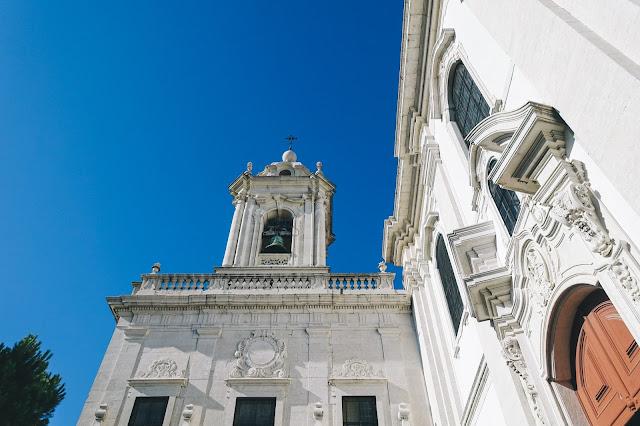 ノッサ・セニョーラ・ダ・グラサ教会(Igreja de Nossa Senhora da Graca)