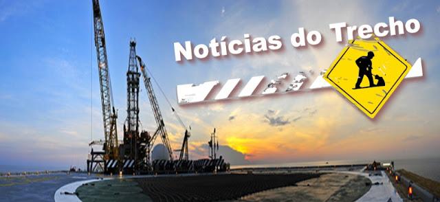 Resultado de imagem para noticias trecho petróleo
