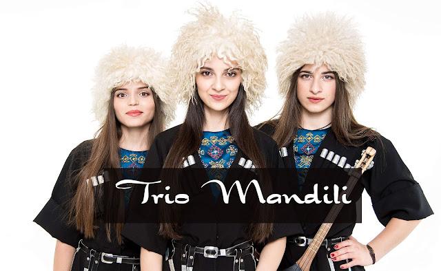 Trio Mandili - Geórgia