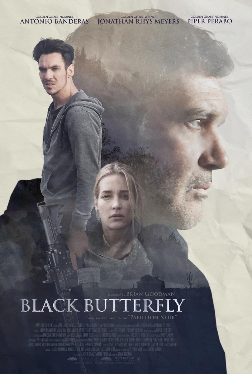 Descargar Black Butterfly Mariposa negra hd Castellano