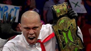 TNA - Low Ki retornó a Impact Wrestling y como nuevo campeón de X Division
