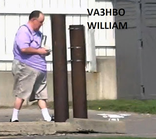 VA3HBO William Marquis Illegal Drone Flight in Toronto CANADA