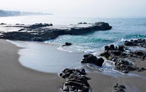 Pantai Karang Hawu