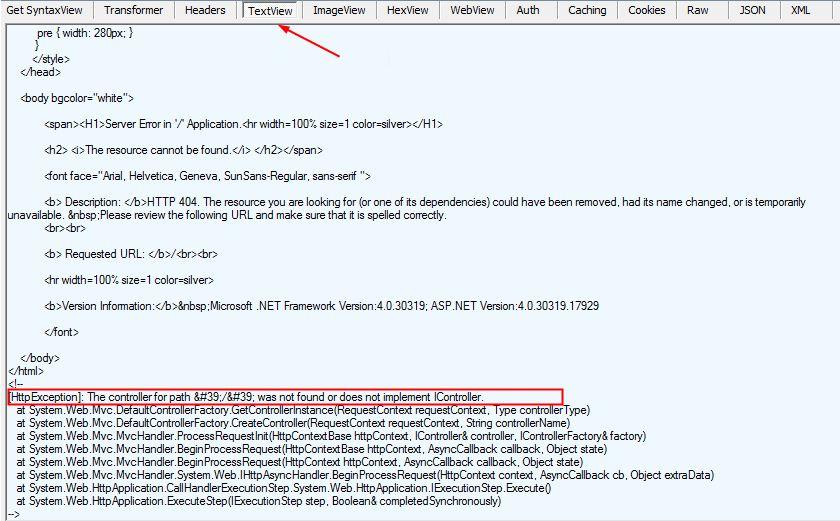 Allen Conway's Blog: Route Debugging in ASP NET MVC