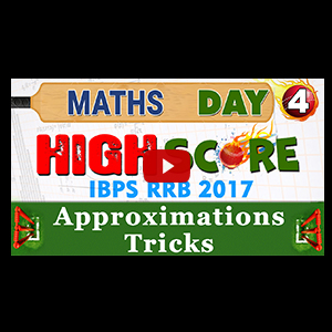 High Score | Simplification High Level | Day 3 | Maths | Latest Tricks