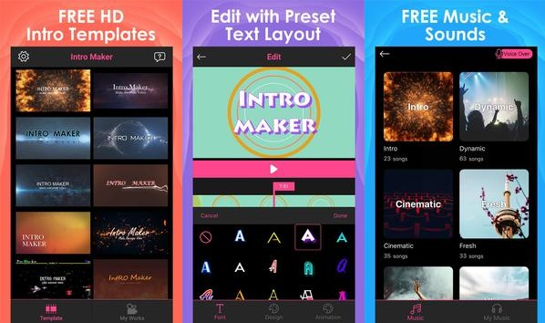 Intro Maker Pro V1 9 2 For Youtuber Pemula [Apk][Mod
