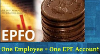 How to transfer EPF account online | Online EPF transfer request | One Member One EPF Account