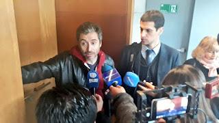 Colegio de Periodistas valora fallo absolutorio de Javier Rebolledo