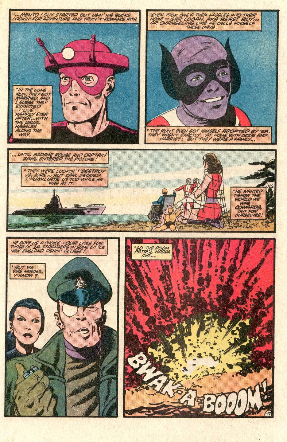 Read online Secret Origins (1986) comic -  Issue # _Annual 1 - 18
